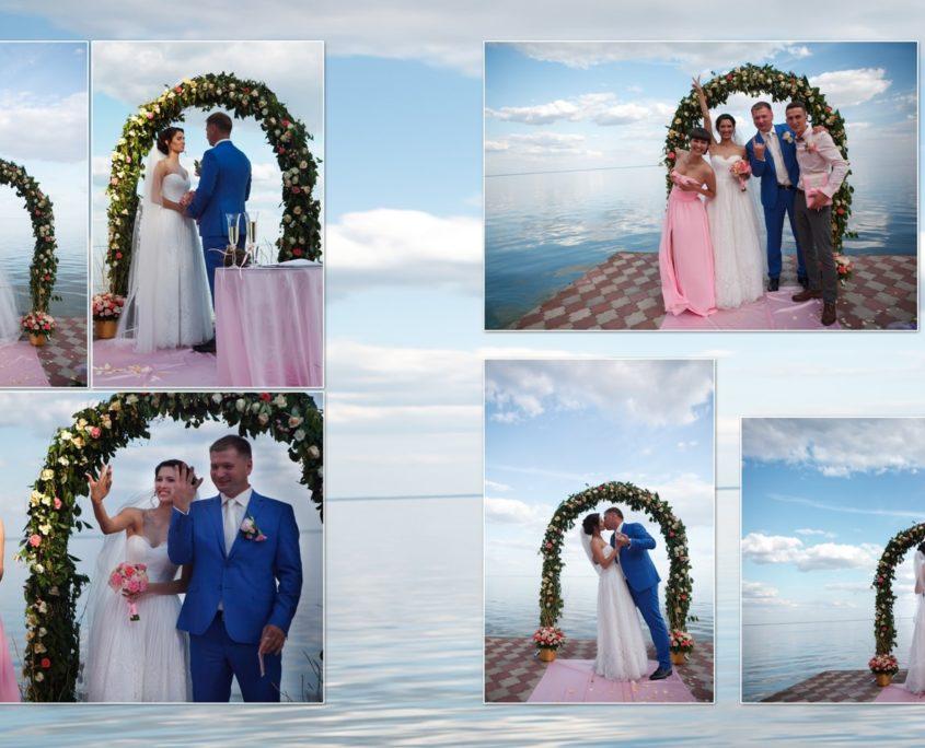 свадебная фотокнига Киев