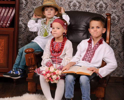 Детская, семейная фотосессия