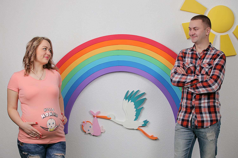 Фотосессия беременных с айстом
