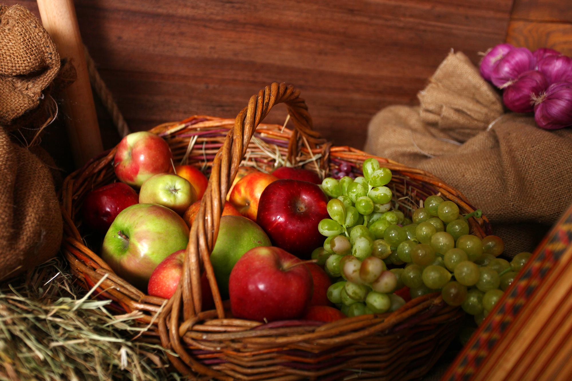 яблоки в фото студии киев