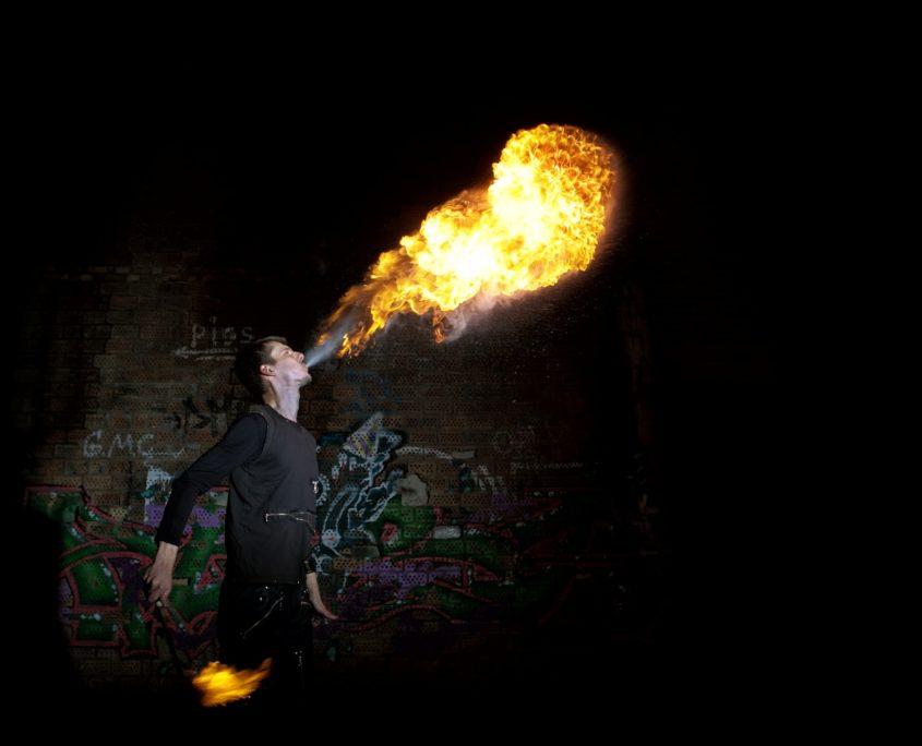 фотосъемка огня Киев