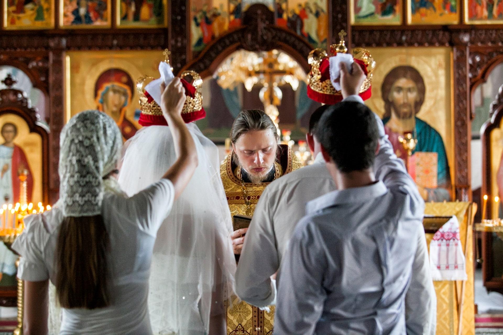фотосъемка венчания в Киеве